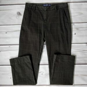 GAP 2 Long Brown Pattern Straight Menswear Pants